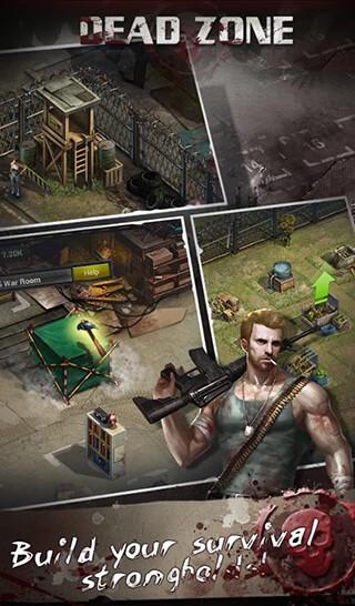 Dead Zone: Zombie Crisis скриншот 2