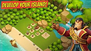 The Pirates: Royal Battle скриншот 2