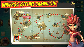 The Pirates: Royal Battle скриншот 3