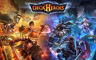 Deck Heroes: Legacy скриншот 1