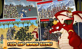 A Little War скриншот 4