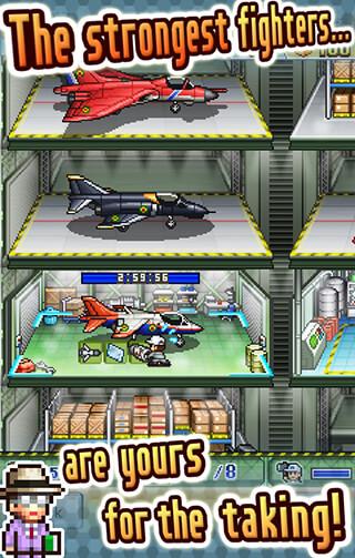 Skyforce Unite скриншот 2