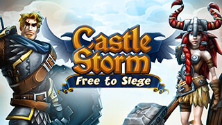 Castle Storm: Free to Siege скриншот 1