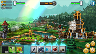 Castle Storm: Free to Siege скриншот 2