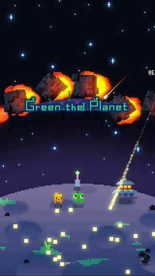 Green the Planet скриншот 1