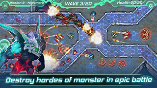 Tower Defense Zone скриншот 1