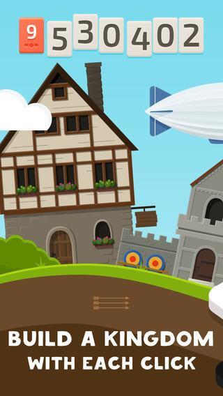 Kingdom Clicker скриншот 1