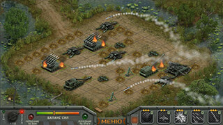 Artillerists скриншот 3