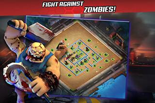 World War: Clash of Zombies скриншот 2