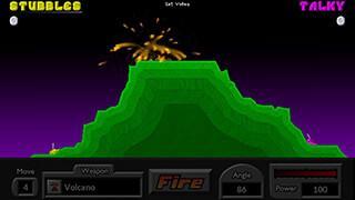 Pocket Tanks скриншот 1