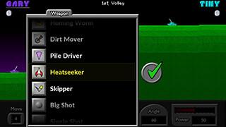 Pocket Tanks скриншот 3