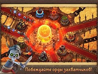 Evil Defenders скриншот 2