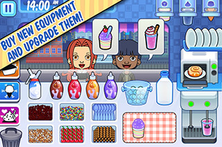 My Ice Cream Truck: Fun Game скриншот 2