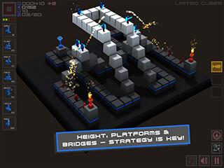 Cubemen скриншот 2