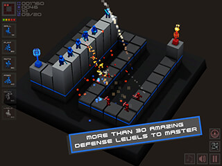 Cubemen скриншот 4
