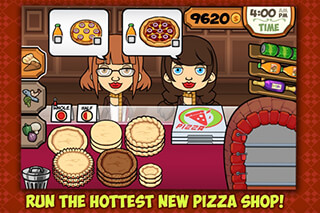 My Pizza Shop: Pizzeria Game скриншот 1