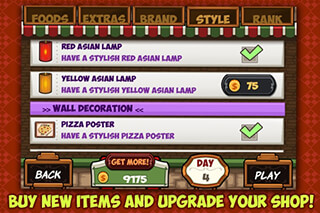 My Pizza Shop: Pizzeria Game скриншот 2