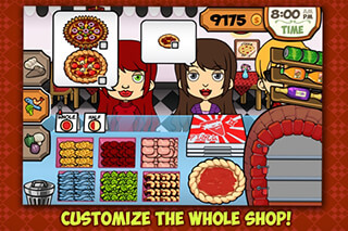 My Pizza Shop: Pizzeria Game скриншот 3