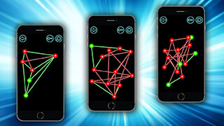 Untangle: Logic Game, Puzzles скриншот 2