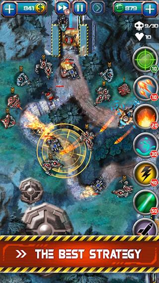 Galaxy Defense 2: Transformers скриншот 2