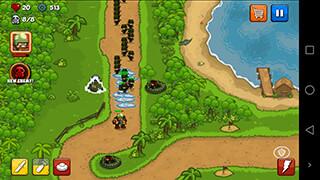 Clash TD скриншот 3