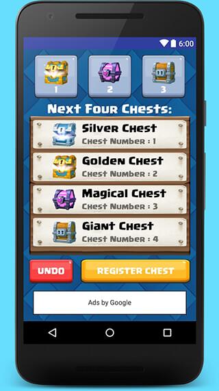 Chest Tracker скриншот 2