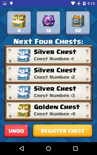 Chest Tracker скриншот 4
