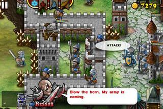Fortress Under Siege скриншот 2
