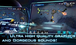 Galaxy Defense скриншот 2