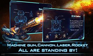 Galaxy Defense скриншот 4