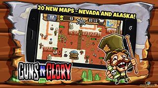 Guns'n'Glory FREE скриншот 1
