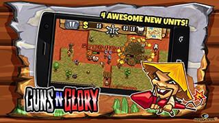 Guns'n'Glory FREE скриншот 3
