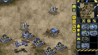 Red Sun RTS скриншот 1