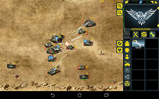 Red Sun RTS скриншот 4