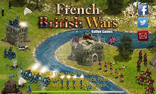 French British Wars скриншот 1