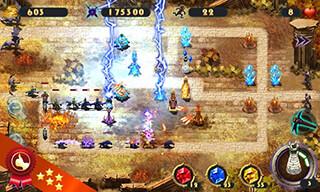 Epic Defense: The Elements скриншот 3