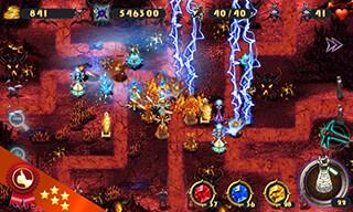 Epic Defense: The Elements скриншот 4