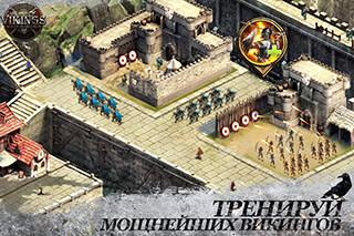 Vikings: Age of Warlords скриншот 2