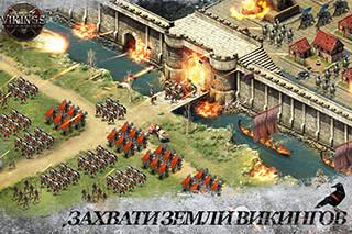 Vikings: Age of Warlords скриншот 3