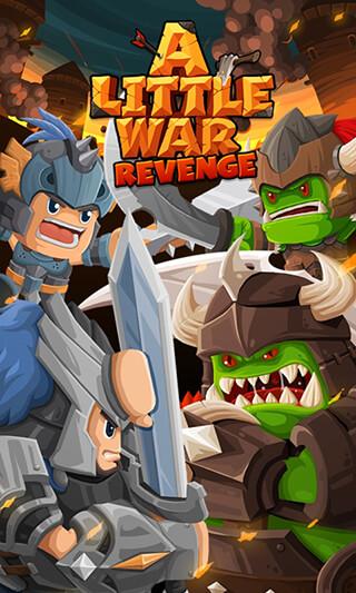 A Little War 2: Revenge скриншот 1