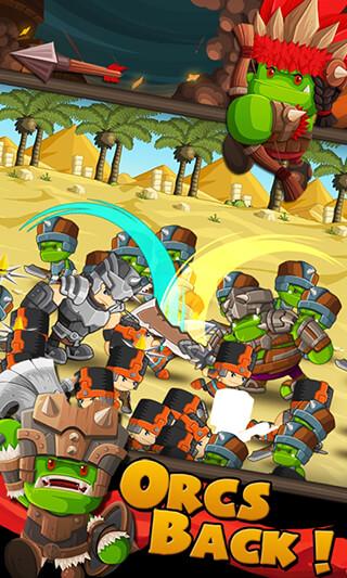 A Little War 2: Revenge скриншот 2