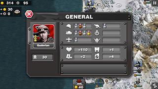 Glory of Generals скриншот 3