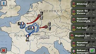 Glory of Generals скриншот 4