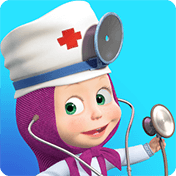 Masha Doctor: Animal Hospital иконка