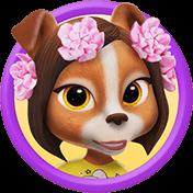 My Talking Lady Dog иконка