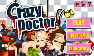 Crazy Doctor скриншот 1