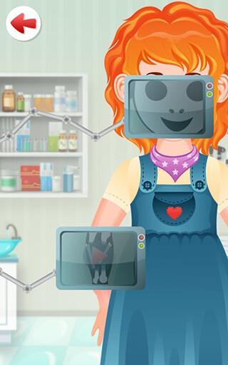 Kids Doctor Game: Free App скриншот 3