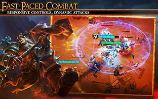Eternal Arena скриншот 2