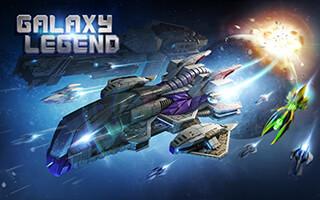 Galaxy Legend скриншот 1