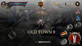 BloodWarrior скриншот 1